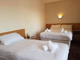 aa central hotel blackpool uk booking com
