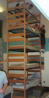 Big Bunk Beds The 10 Strangest Beds You Could Fall Asleep In