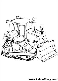construction tools coloring pages free printable bulldozer coloring pages u2013 barriee