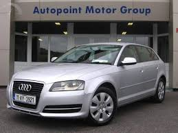 audi a3 2011 used audi a3 2011 diesel 1 6 universal silver for sale in kerry