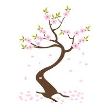 blossom tree cuttable design