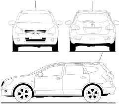 nissan qashqai 2008 the blueprints com blueprints u003e cars u003e nissan u003e nissan qashqai 2