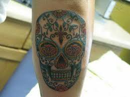 mexican dia los muertos tattoos hawaii dermatology pictures