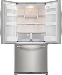 Samsung Counter Depth Refrigerator Side By Side by Rf18hfenbsp Samsung 33