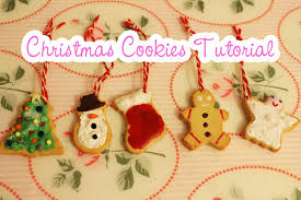 cookie ornaments tutorial polymer clay