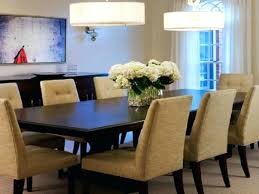 image of dining room table floral centerpieces non floral