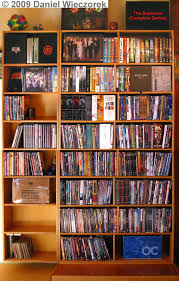 our dvd collection february 2009 and home theater system