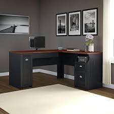 Hutch Live Stream Amazon Com Fairview Hutch For L Shaped Desk In Antique Black