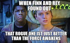 Funny Star Wars Meme - rogue one star wars memes
