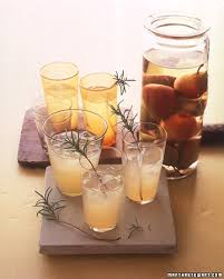 pear rosemary cocktails recipe infused vodka pear and beverage
