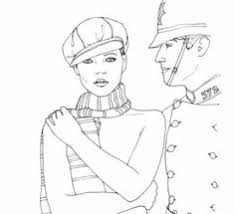 fashion design coloring pages colour ms anna colour me good fashion colouring books or coloring