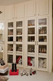 Shoe Closet With Doors Luxury Shoe Closet Home Design Ideas And Pictures