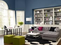 blue living room behr paint centerfieldbar com