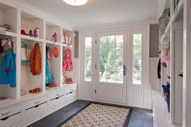 Entryway Locker System Blooming Mudroom Locker Systems With Entryway Wood Bench