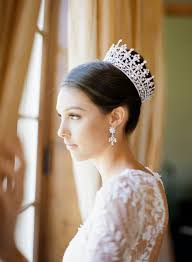 bridal tiaras bridal crowns and tiaras
