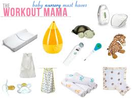 babies registry baby registry must haves the workout