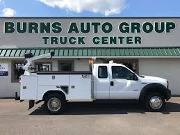 service utility trucks for sale
