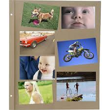 magnetic photo album refill pages pioneer magnetic scrapbook refill pages b h photo