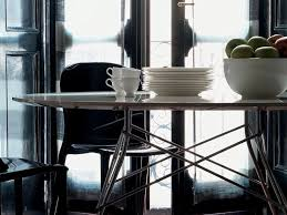 kartell glossy dining table glossy kartell design metal table oval top in mdf available in