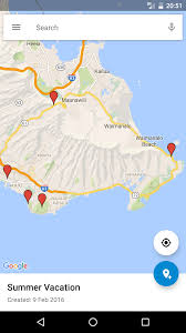 Maps Google Com San Jose by Google Completely Redesigns The My Maps App In Its First Update