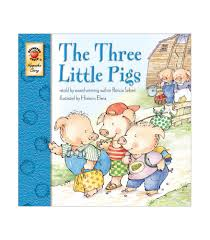 pigs storybook grade pk 3 carson dellosa publishing