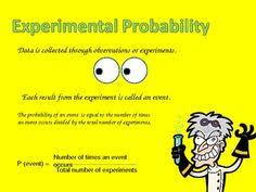Experimental Probability Worksheet Theoretical And Experimental Probability M M Activity Students
