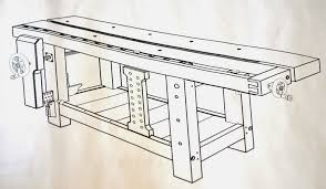 Woodworking Bench Plans Roubo by Kirkwoodworking Roubo Workbench Part I
