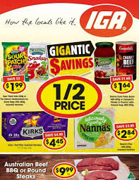 you cuisine catalogue iga thornlands you seen this week s catalogue in