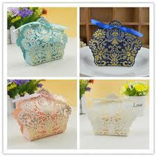 Wedding Candy Boxes Wholesale Aliexpress Com Buy Wholesale 100pcs Wedding Candy Box Gold Red