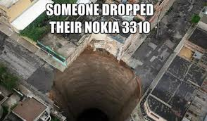 Nokia 3310 Meme - out of sight but not out of mind nokia 3310 to be relaunched