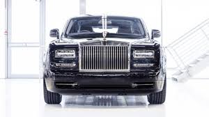 rolls royce suv the rolls royce phantom through the decades