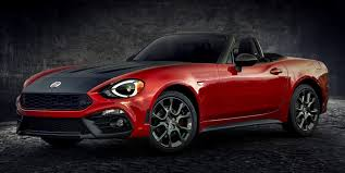 lincoln sports car uautoknow net fiat announces the 124 spider elaborazione abarth