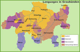 World Language Map by