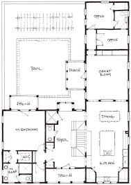 Square Floor L Square Shaped House Plans Square Shape Three Bedroom House Plan In