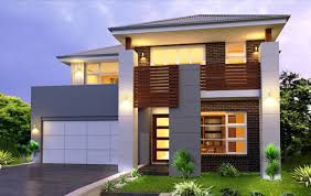 home design builders sydney allure 35 double level by kurmond homes new home builders