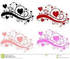 Decorative Line Clip Art Black Swirl Clip Art Heart Graphic Clip Art Images Heart Graphic