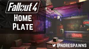 Home Plate by Fallout 4 Home Plate Guided Tour Youtube