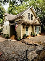 Exterior House Paint Schemes - a color scheme for a whole house see paint colors in real spaces