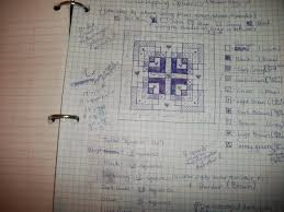 Writing On Graph Paper Writing Off The Edge November 2014
