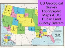 map us geological survey lab five us geological survey topographic maps us