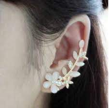 ear cuffs for pierced ears hot 2015 fashion korean ear cuffs non pierced ears charms clip on