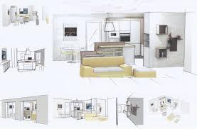 plans de cuisines ouvertes plan cuisine ouverte sur salon 2017 avec plan cuisine ouverte photo
