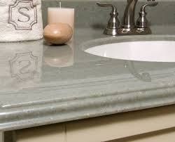 Vanity Countertops With Sink Bathroom Vanity Tops Syn Mar Products