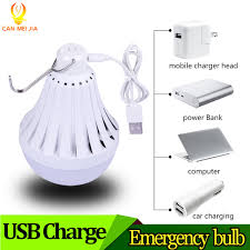 smart electrician rechargeable work light usb rechargeable led bulb light e27 ladas 220v 12w 20w 30w 40w