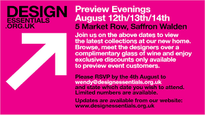 invites only design essentials invite only preview evenings design essentials