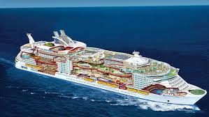 take a look inside the world u0027s largest cruise ship its so big