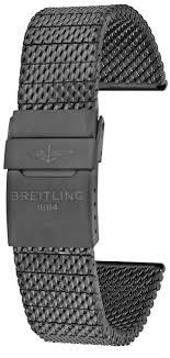 breitling steel bracelet images Breitling 159m steel 24 20mm men 39 s bracelet jpg