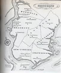 New York State Map With Cities And Towns by A History Of The Geography Of New York City