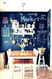 chalkboard ideas for kitchen chalkboard wall ideas kitchen chalk decor paint source chalkboa