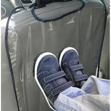 protege dossier siege voiture protection dossier siège auto anti trace de pieds enfant en pvc